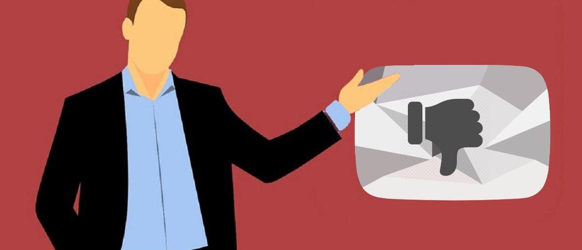накрутить дизлайки на Youtube