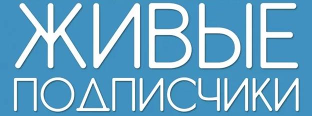 Накрутка живых подписчиков ВКонтакте
