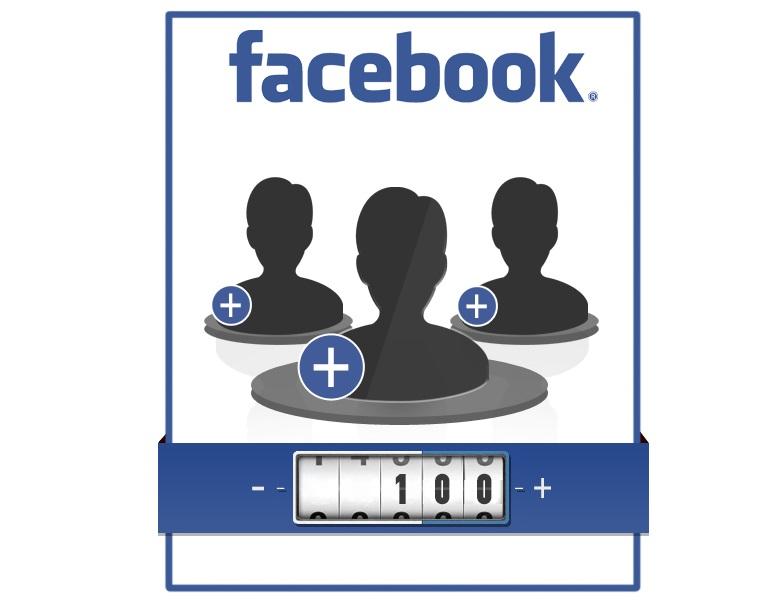 накрутка подписчиков в фейсбуке