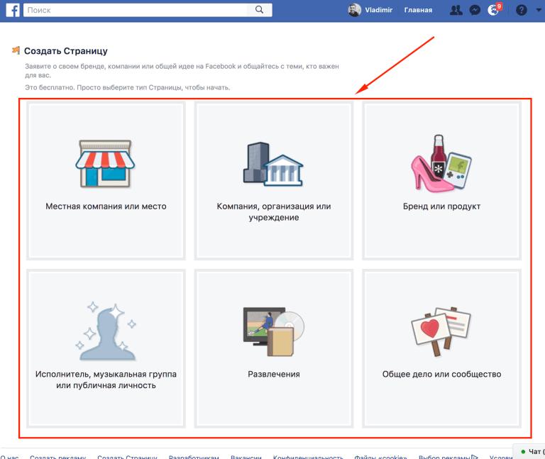 как создать продвижение в инстаграм через фейсбук
