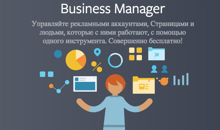 что такое бизнес менеджер в фейсбуке