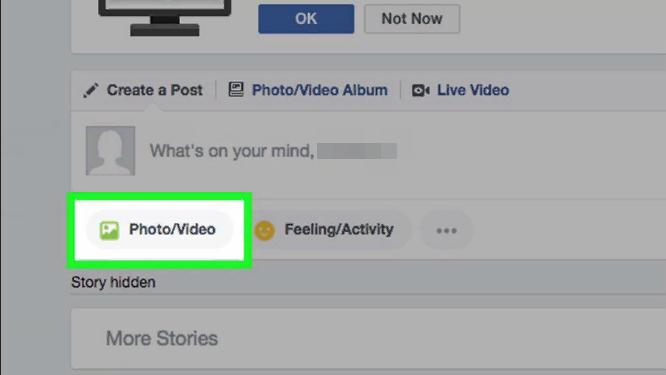 особенности добавления видео в facebook