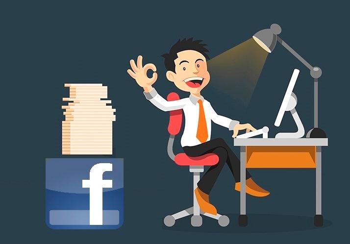 заработок на отзывах в фейсбук