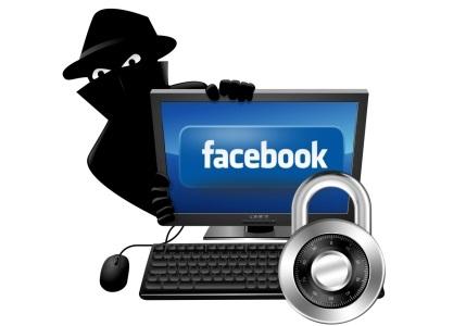 заблокирован фейсбук из-за взлома
