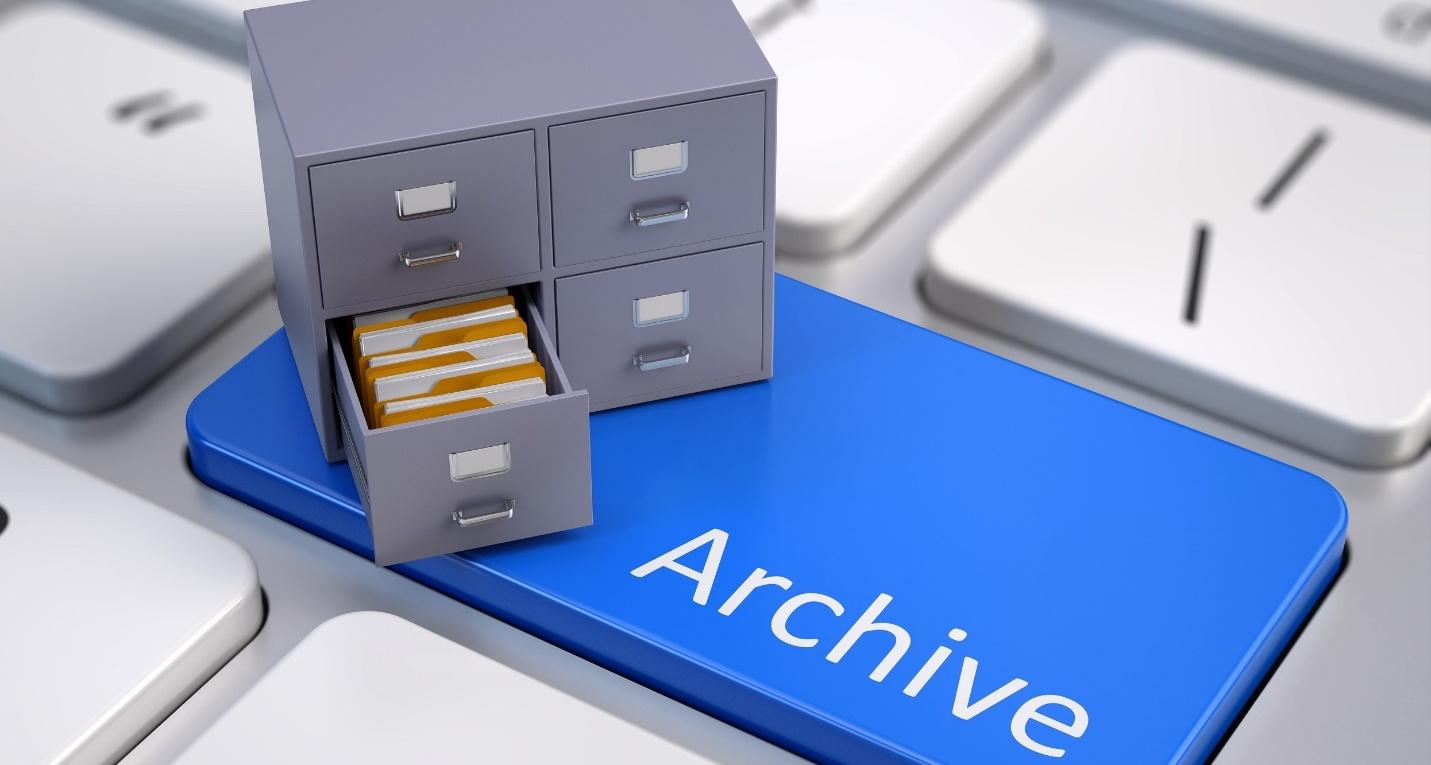 что такое архив в телеграме