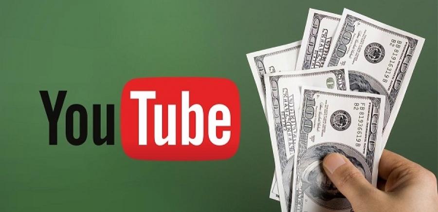 доход от Ютуб канала