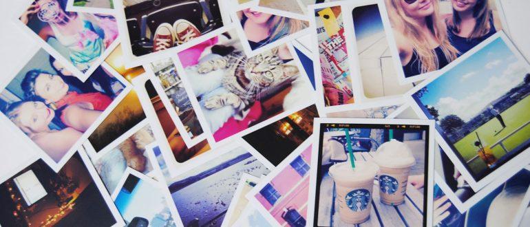 фотоколлаж Инстаграм онлайн