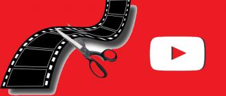 обрезать видео онлайн для Ютуб