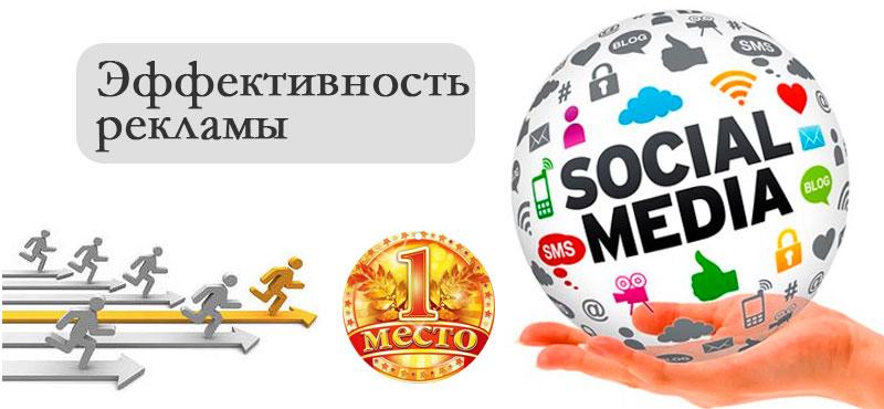 Эффективность рекламы ВКонтакте, как добиться лучших результатов
