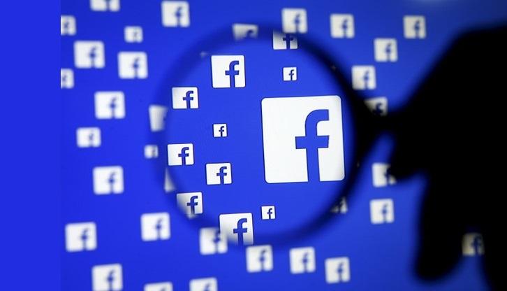 журнал действий фейсбук