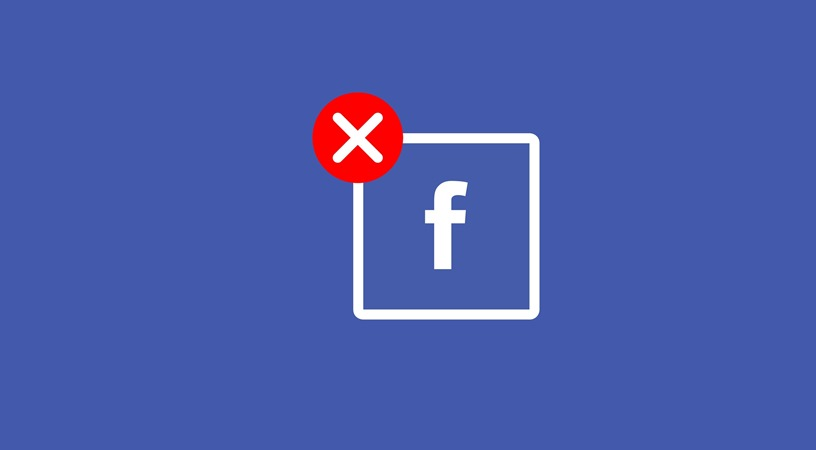 как отключить фейсбук