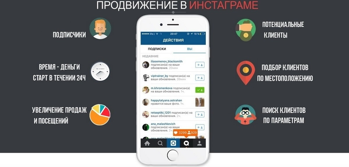 приложения для раскрутки инстаграма
