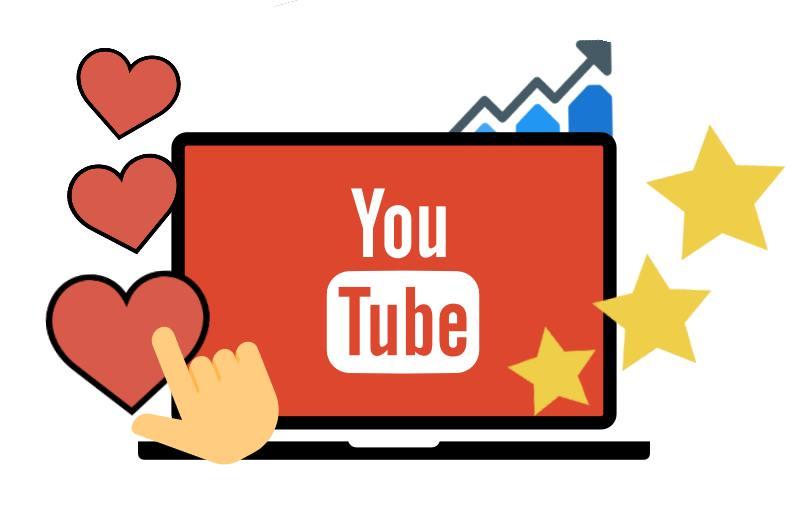 Накрутка лайков в Ютубе бесплатно