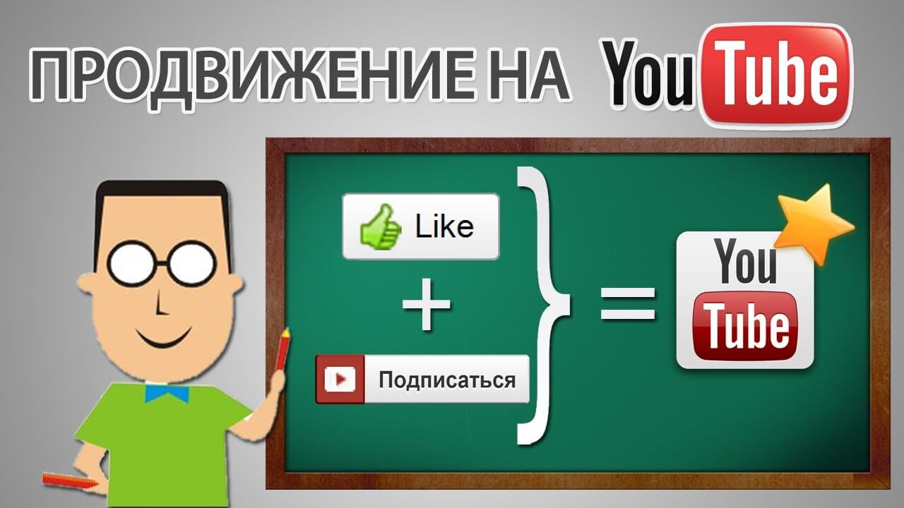 Раскрутка Ютуб канала за деньги
