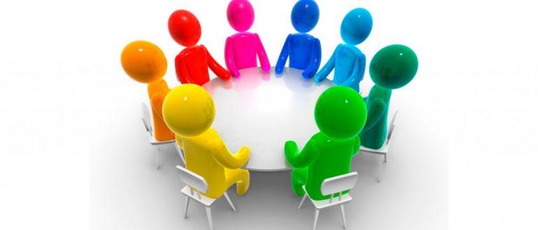 как создать группу в контакте